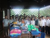 orphange and gifts