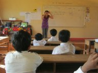 mrs_louela_r_page_is_teaching_english